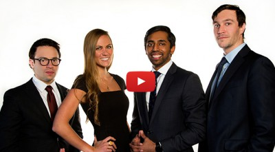 Hult Prize Reflections: Simon Team Developed Strategy to Combat Global Poverty