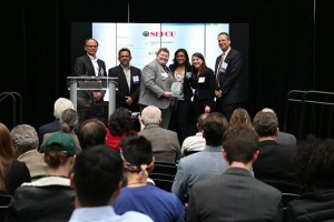 Oasis Foods won $10,000 in seed money for taking 1st place in the Social Entrepreneurship/ Non Profit track of the New York Business Plan Competition.