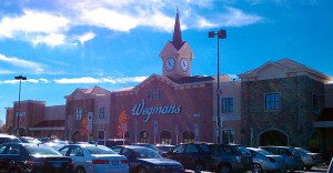 Wegmans Food Markets, which originated in Rochester, has stores in six states along the East Coast.
