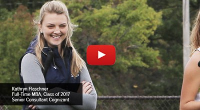 Coaching and Consulting -- Kathryn Flaschner, MBA Class of 2017